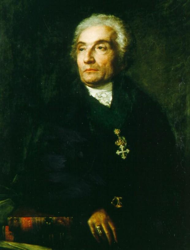 Жозеф дьо Местр
