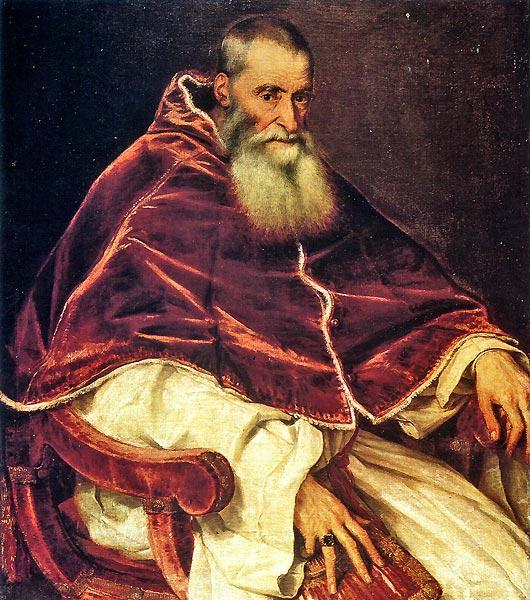 Папа Павел III