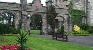University_of_St_Andrews_Courtyard