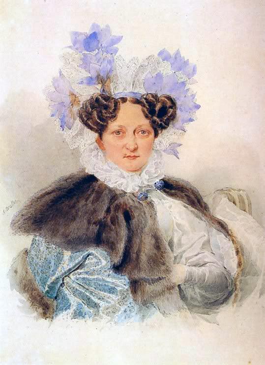 Екатерина Ивановна Загряжская (1779-1842)