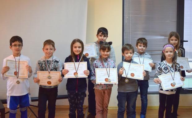 Златните медалисти