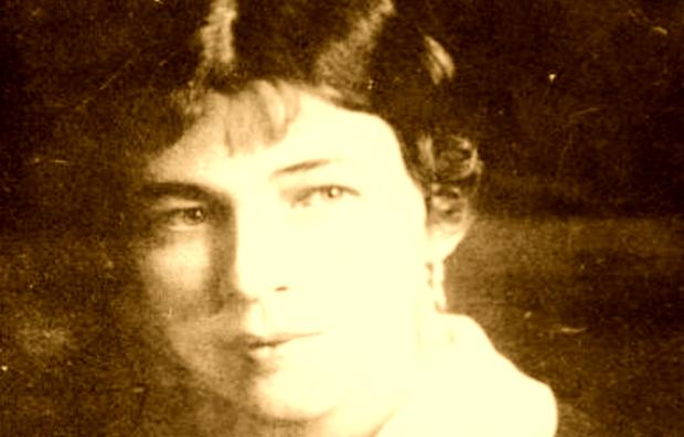 Любов Блок, дъщеря на Д. Менделеев