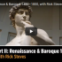 Art II: Renaissance & Baroque 1400–1800, with Rick Steves YouTube