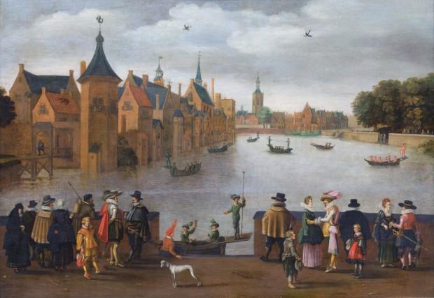 Хага, 1625