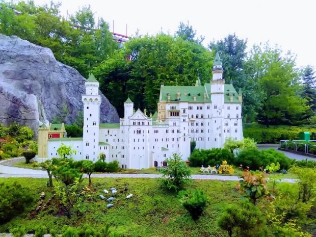 legoland neuschwanstein miniland july 2017