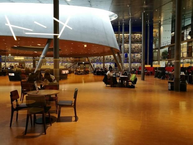 TU Delft biblioteka
