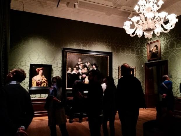 mauritshuis hague 24 urok po anatomia
