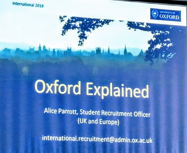 oxford acs 2018 1