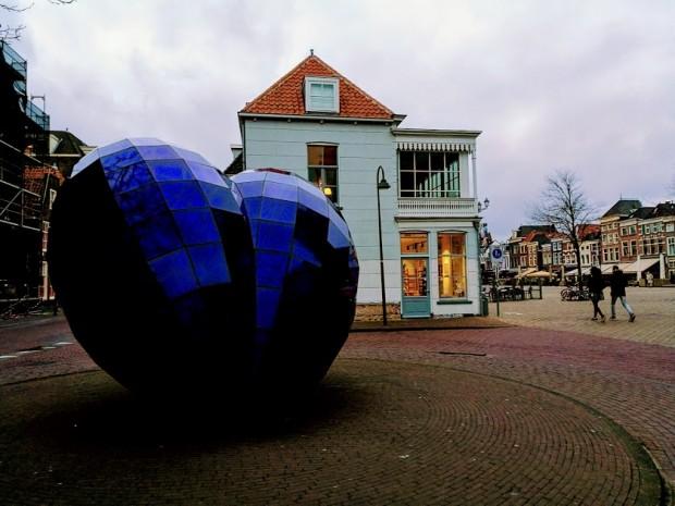 Синьото сърце на Делфт