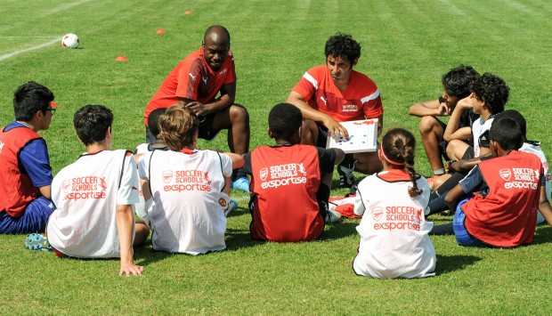 Arsenal Soccer School 3
