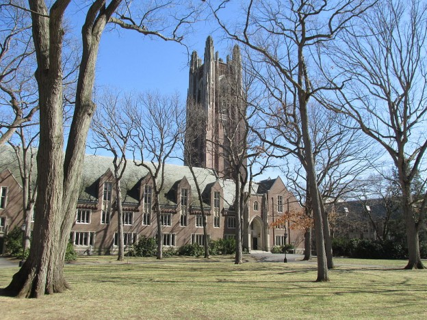 Wellesley College By John Phelan [CC BY-SA 3.0 (https://creativecommons.org/licenses/by-sa/3.0)], from Wikimedia Commons