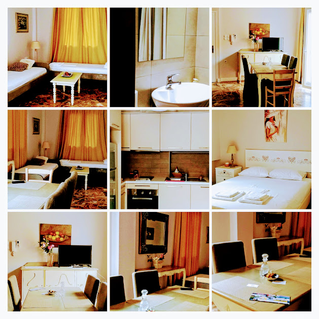 Heraklion Old Port Apartments 1-COLLAGE