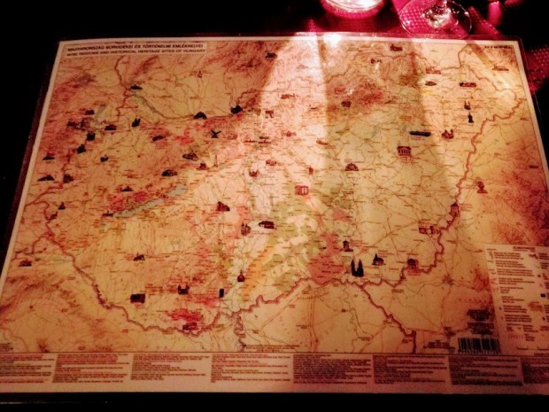 Faust vinarna budapest karta