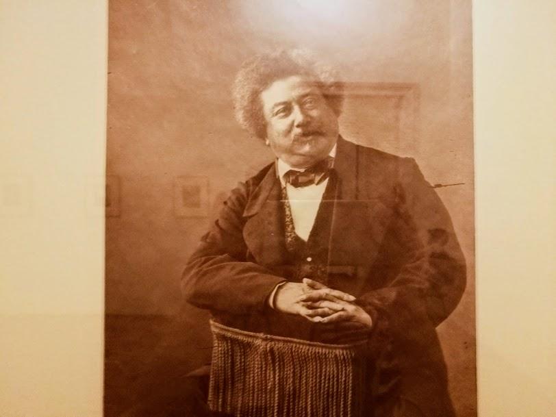 Александър Дюма, 1860