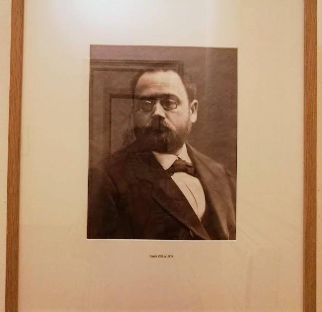 Емил Зола, 1876