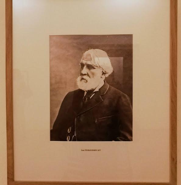 Иван Тургенев, 1877