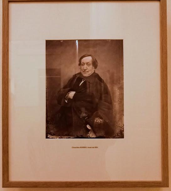 Джоакино Росини, 1856