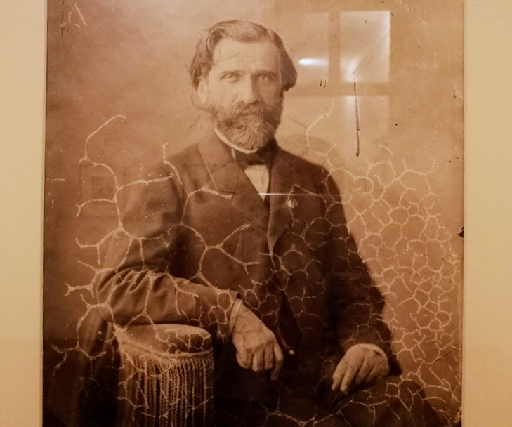 Джозепе Верди, 1867
