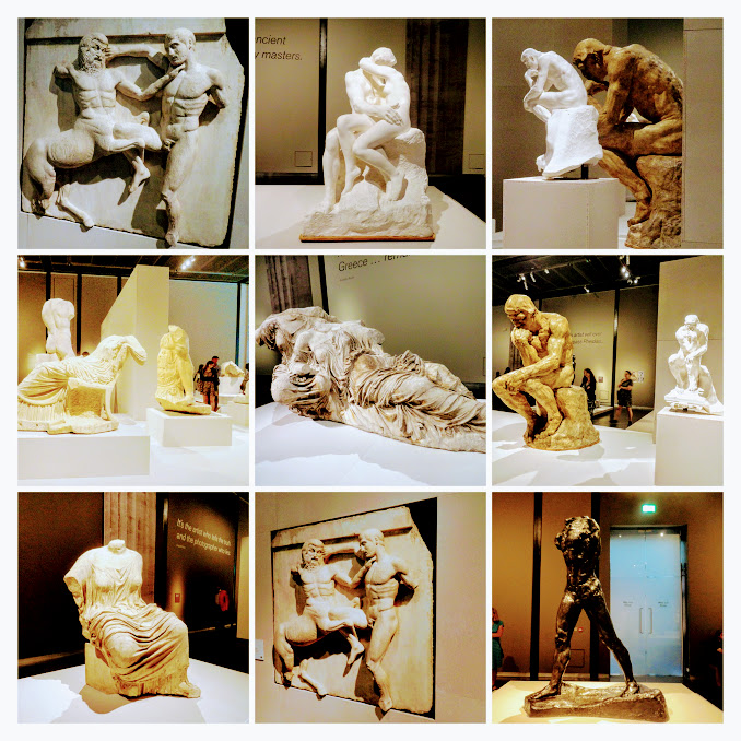 rodin partenon -COLLAGE