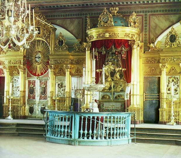 Православна църква в Смоленск фотограф: Сергей Прокудин-Горски