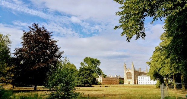 Cambridge july 2018