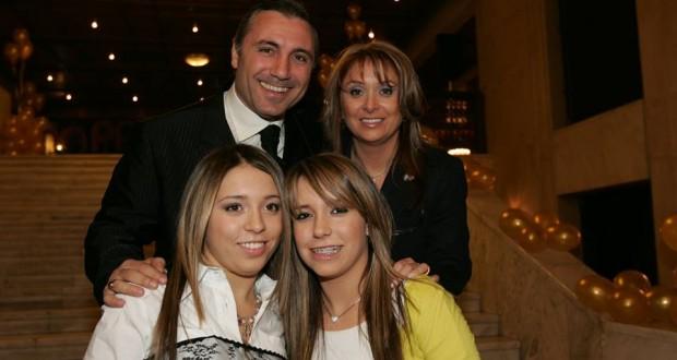 Семейството на Стоичков Фотография: Бончук Андонов Източник: https://www.facebook.com/SoftpressBooks/