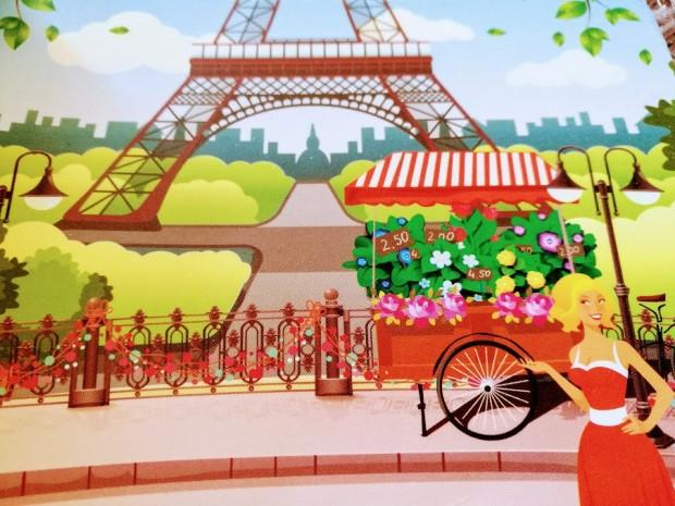 """""""Малкият антикварен магазин под Айфеловата кула"""", Ребека Рейзин"""