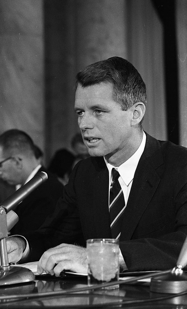 Робърт Кенеди, 1963 г. източник: Уикипедия