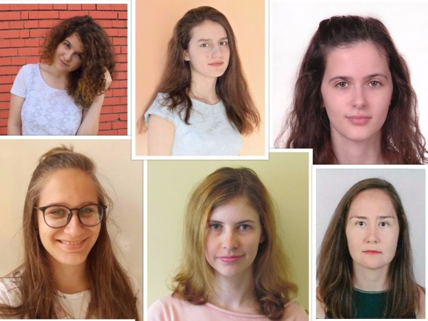collage math girls3