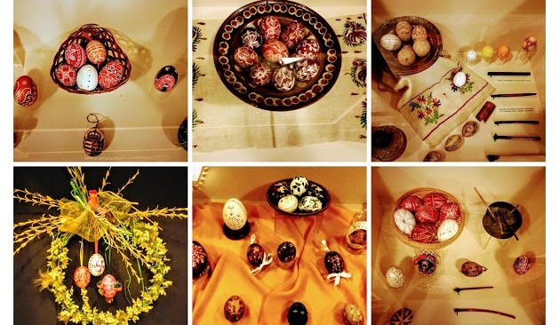 velikden velingrad eggs collage