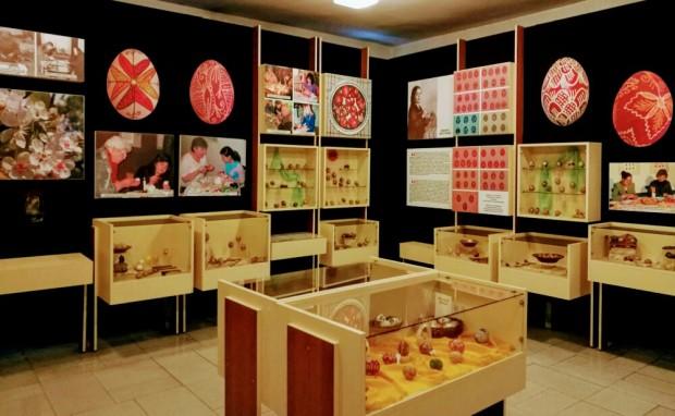 velikden velingrad eggs muzej