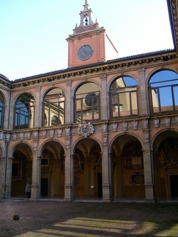 Болонският университет  източник: Уикипедия