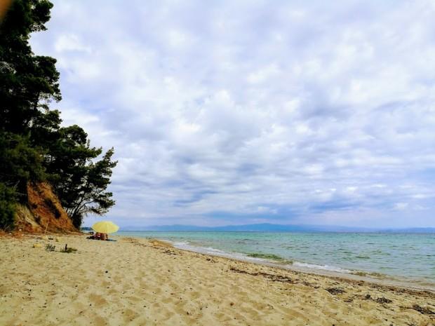kriopigi plaj