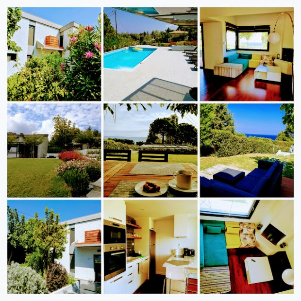 pleiades boutique villas kriopigi collage