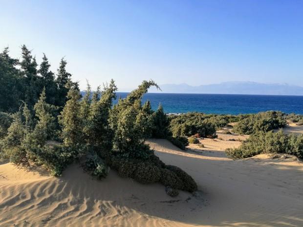 Плажът Агиянис е класиран на второ място в света по красота