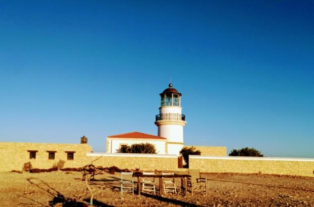 Фарът на остров Гавдос