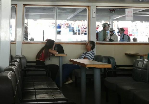 gavdos feribot momiche