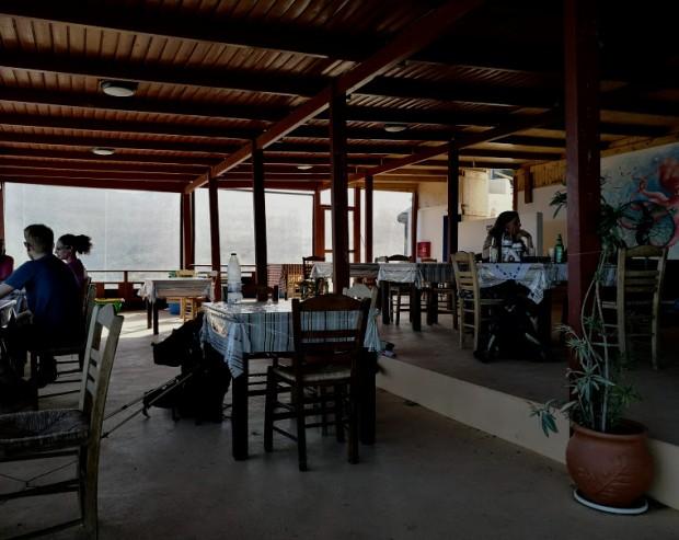 """Интересните посетители на таверна """"Панорама"""" на остров Гавдос"""