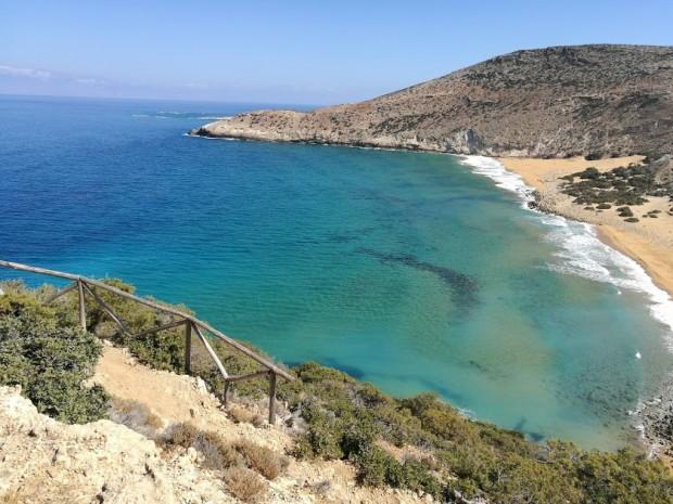 Kрасивият Потамос на остров Гавдос