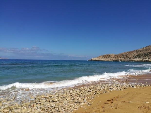Плажът Потамос