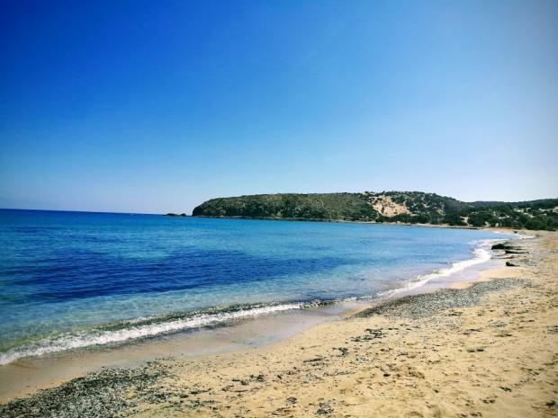 sarakiniko plaj gavdos