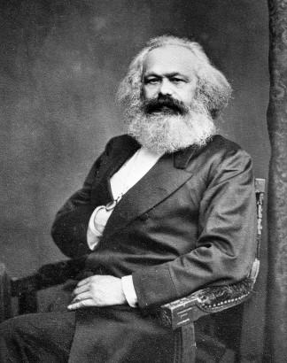 Карл Маркс  източник: Уикипедия
