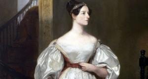 Портрет на Ада, рисуван от художничката Маргарет Сара Карпентър през 1836 г.