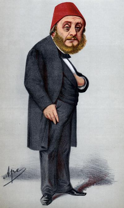 Константинос Музурус