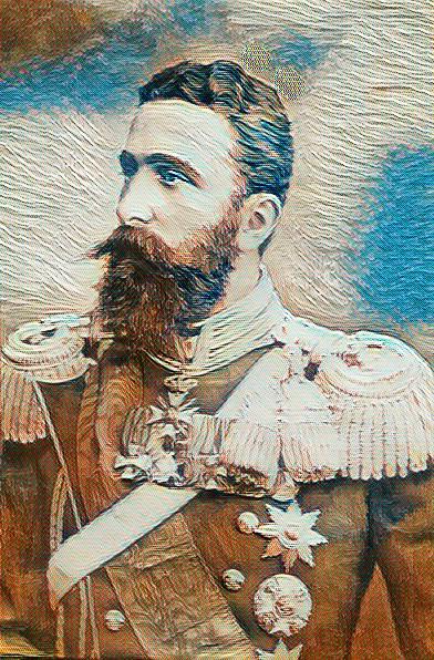 Княз Александър Батенберг