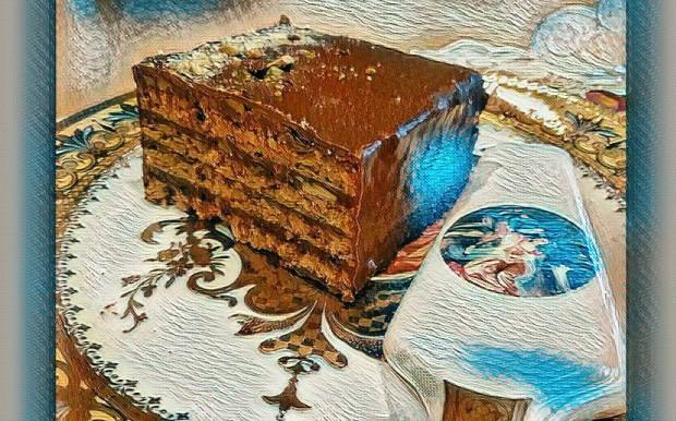 torta garash 3 risuvana