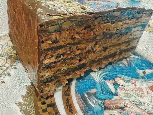 torta garash risuvana