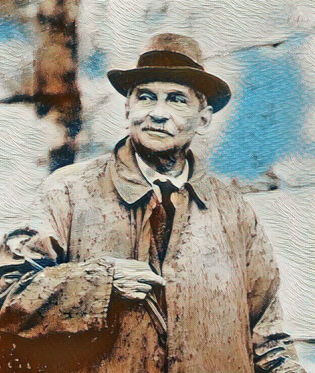 Сър Артър Евънс през 20-те години на XX век