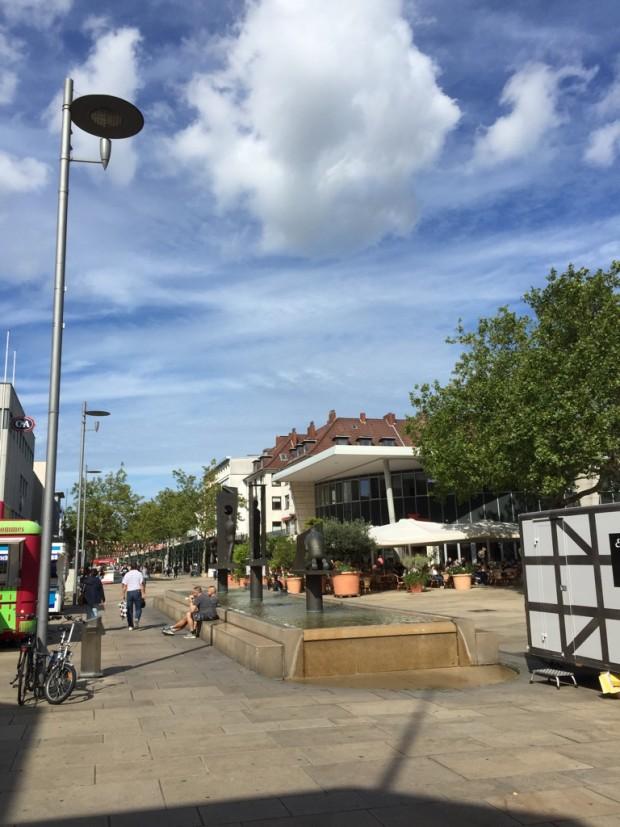 Bremerhaven_citycentre