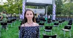 Ирина Атанасова, 8 клас, Американски колеж в София